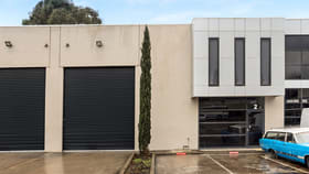 Showrooms / Bulky Goods commercial property sold at 2/11-13 Symes Road Woori Yallock VIC 3139
