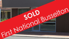 Shop & Retail commercial property sold at 1/71 Kent Street Busselton WA 6280