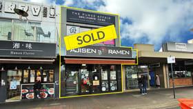 Shop & Retail commercial property sold at 82 Kingsway Glen Waverley VIC 3150