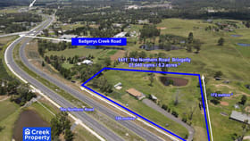 Factory, Warehouse & Industrial commercial property for sale at 1411 The Northern Road Bringelly NSW 2556
