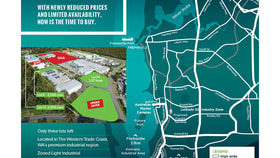 Factory, Warehouse & Industrial commercial property for sale at Lot 6 Evinrude Bend Rockingham WA 6168