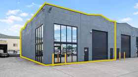 Factory, Warehouse & Industrial commercial property sold at 1/14 Wingate Road Mulgrave NSW 2756