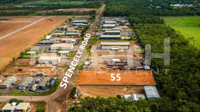 Development / Land commercial property for lease at Lot 4258/55 Spencely Road Humpty Doo NT 0836