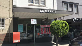 Shop & Retail commercial property leased at 463 Glenferrie Road Kooyong VIC 3144