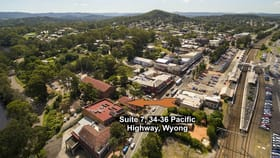 Offices commercial property for lease at 7/34-36 Pacific Highway Wyong NSW 2259