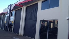 Industrial / Warehouse commercial property for lease at 7/17 Liuzzi Street Pialba QLD 4655