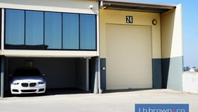 Showrooms / Bulky Goods commercial property sold at Factory 24/6 Abbott Rd Seven Hills NSW 2147