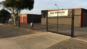 Industrial / Warehouse commercial property for lease at 40 BROWNING STREET - STORAGE SHEDS Wangaratta VIC 3677