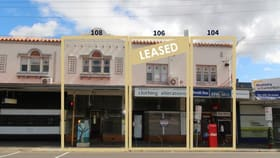Retail commercial property for lease at 104/104 & 108 Canterbury Road Canterbury VIC 3126