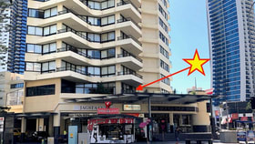 Hotel / Leisure commercial property for lease at 16/3142 Surfers Paradise Boulevard Surfers Paradise QLD 4217