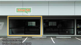 Shop & Retail commercial property for lease at Shop 5A/193 Swallow Street Mooroobool QLD 4870