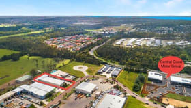 Factory, Warehouse & Industrial commercial property sold at Unit 1/25 Amsterdam Circuit Wyong NSW 2259