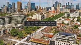 Showrooms / Bulky Goods commercial property for lease at 1-3 Victoria Parade Fitzroy VIC 3065