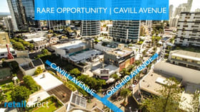 Showrooms / Bulky Goods commercial property for lease at 23 Cavill Avenue Surfers Paradise QLD 4217