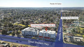 Medical / Consulting commercial property for lease at Shop 3-5/510-524 Great Western Highway Pendle Hill NSW 2145