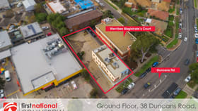 Offices commercial property for lease at Ground Floor, 38 Duncans Road Werribee VIC 3030