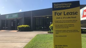 Showrooms / Bulky Goods commercial property for lease at Unit 2/171 Lake Road Port Macquarie NSW 2444