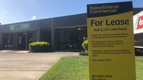 Showrooms / Bulky Goods commercial property for lease at (L) Unit 2/171 Lake Road Port Macquarie NSW 2444