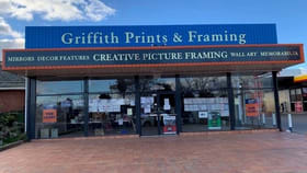 Shop & Retail commercial property leased at 123 Banna Avenue Griffith NSW 2680