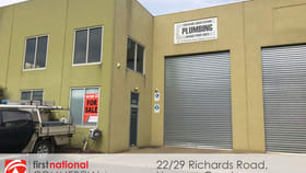 Factory, Warehouse & Industrial commercial property for lease at 22/29 Richards Road Hoppers Crossing VIC 3029