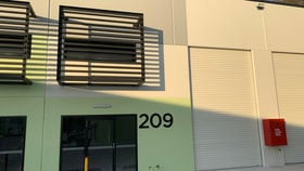 Industrial / Warehouse commercial property for lease at 209/12 Pioneer Avenue Tuggerah NSW 2259