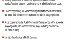Medical / Consulting commercial property for lease at Shop 6 Hardie Road Spencer Park WA 6330