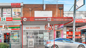 Retail commercial property for lease at 16 THE BOULEVARDE Strathfield NSW 2135