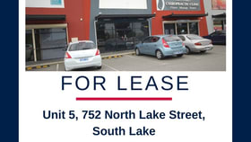 Shop & Retail commercial property for lease at 5/752 Northlake Road South Lake WA 6164