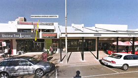 Shop & Retail commercial property for lease at 334 BANNA AVENUE Griffith NSW 2680