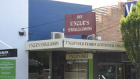 Shop & Retail commercial property for lease at 313 Centre Road Bentleigh VIC 3204