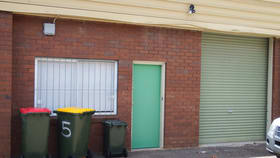 Industrial / Warehouse commercial property for lease at 5/12 Grieve Road West Gosford NSW 2250