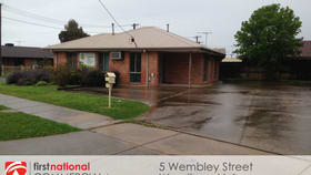 Medical / Consulting commercial property for lease at 5 Wembley Street Wyndham Vale VIC 3024