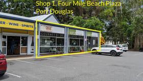 Shop & Retail commercial property for lease at Shop 1, Cnr Barrier Street & Port Douglas Road Port Douglas QLD 4877