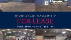 Other commercial property for lease at 20 Dobra Road Yangebup WA 6164