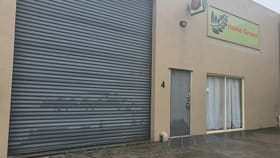 Factory, Warehouse & Industrial commercial property for sale at 4/9 BARNETT PLACE Molendinar QLD 4214
