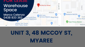 Offices commercial property for lease at 3/48 McCoy Street Myaree WA 6154