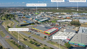 Shop & Retail commercial property for lease at 4/11 Sunlight  Drive Port Kennedy WA 6172