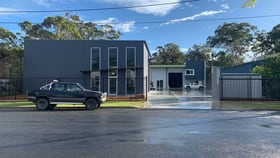 Factory, Warehouse & Industrial commercial property for lease at 1/25 Hawke Drive Woolgoolga NSW 2456