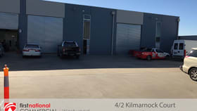 Factory, Warehouse & Industrial commercial property for lease at 4/2 Kilmarnock Court Hoppers Crossing VIC 3029