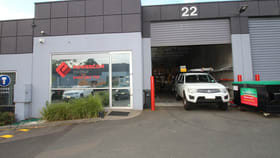 Factory, Warehouse & Industrial commercial property leased at 22/515 Maroondah Highway Ringwood VIC 3134