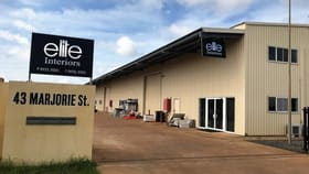 Factory, Warehouse & Industrial commercial property for lease at Unit 2/43 Marjorie Street Pinelands NT 0829
