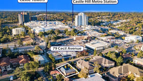 Medical / Consulting commercial property for lease at B/79 Cecil Avenue Castle Hill NSW 2154