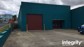 Factory, Warehouse & Industrial commercial property for lease at 15 Haigh Avenue Nowra NSW 2541