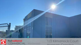 Factory, Warehouse & Industrial commercial property for lease at 1/2 Kilmarnock Court Hoppers Crossing VIC 3029
