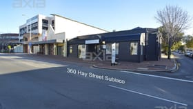 Showrooms / Bulky Goods commercial property for lease at 360 Hay Street Subiaco WA 6008