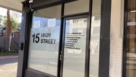 Medical / Consulting commercial property for lease at 15 High  Street Glen Iris VIC 3146