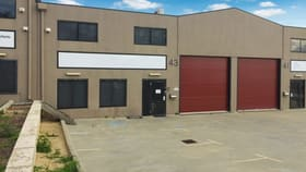 Factory, Warehouse & Industrial commercial property for lease at 43 Forsyth Street O'connor WA 6163