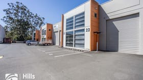 Factory, Warehouse & Industrial commercial property for lease at 22/252 New Line Road Dural NSW 2158