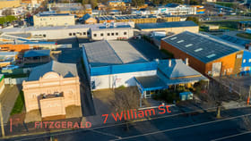 Factory, Warehouse & Industrial commercial property for sale at 7 William Street Orange NSW 2800