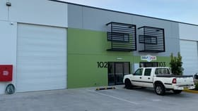 Factory, Warehouse & Industrial commercial property for lease at Unit 102/12 Pioneer Avenue Tuggerah NSW 2259
